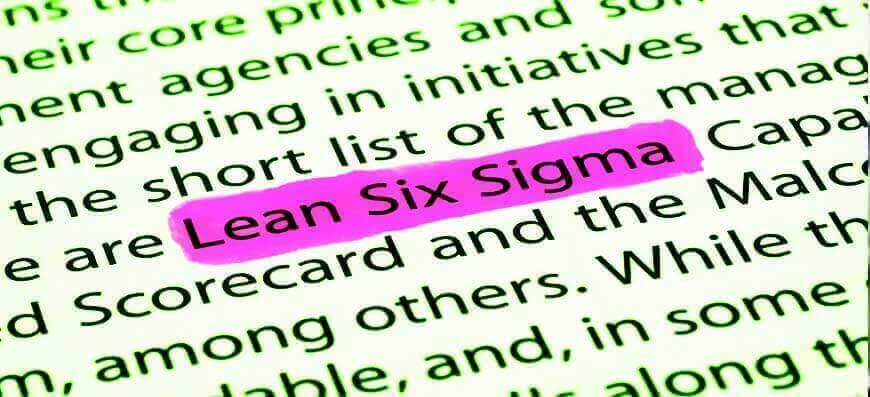 Key Benefits of Lean Six Sigma Training