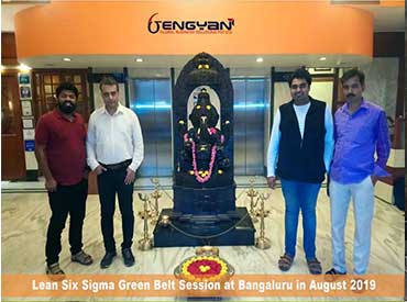 Green Belt Six Sigma Bangaluru