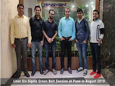 Green Belt Six Sigma Pune