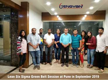 Pune Lean Six Sigma Green Belt Classroom Certification Training