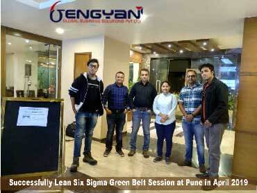 Lean-Six-Sigma-Green-Belt-Classroom-Training-in-April'19