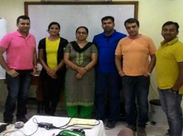 Six Sigma Green Belt Classroom Training in Ahmedabad